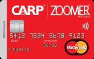 Zoomer® MBNA Rewards MasterCard®