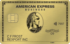 American Express® Business Gold Card review