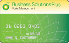 BP Business Solutions Fuel Plus