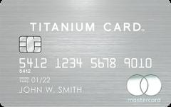 Mastercard® Titanium Card™ review