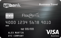 U.S. Bank FlexPerks Business Travel Rewards Card review