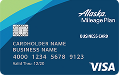 Alaska Airlines Visa® Business credit card review
