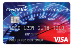 Credit One Bank® Unsecured Platinum Visa®