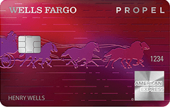Wells Fargo Propel American Express card review