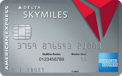 Platinum Delta SkyMiles Credit Card from American Express review