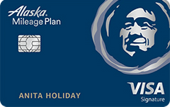 Alaska Airlines Visa Signature® credit card