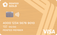 PenFed Gold Visa Card review