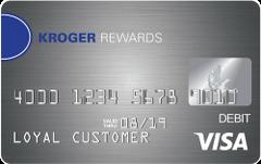 Kroger Rewards Prepaid Visa® Card