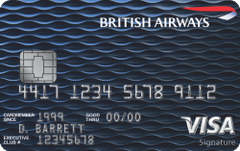 British Airways Visa Signature® Card