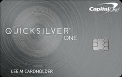 QuicksilverOne Card