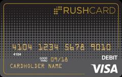 Carbon Prepaid Visa® RushCard