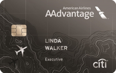 Citi / AAdvantage Executive World Elite Mastercard review