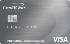 Credit One Bank Visa Credit Card review