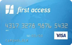 the first access visa credit card - Visa Credit Card Application