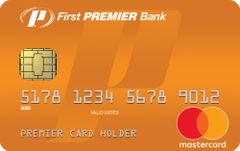Image result for First Premier Mastercard
