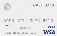 green dot cash back visa debit card - Green Dot Visa Debit Card