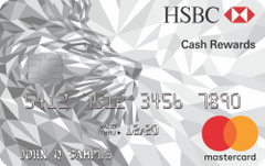 HSBC Cash Rewards Mastercard credit card review