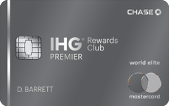 IHG Rewards Club Premier Credit Card review