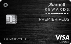 Marriott Rewards Premier Plus card review