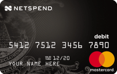 Netspend Mastercard Prepaid