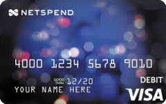 NetSpend® Visa® Prepaid Card - Apply Online