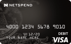 netspend visa prepaid card - Netspend Prepaid Visa Debit Card