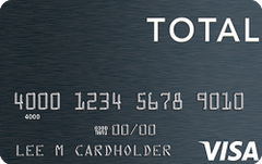 Total VISA® Unsecured Credit Card