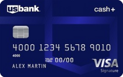 U.S. Bank Cash+ card