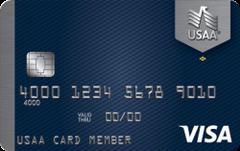 USAA® Secured Card Visa Platinum® Card