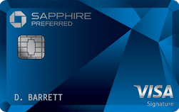 Chase Sapphire Preferred®-kort