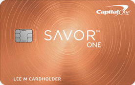 Capital One® SavorOne® Cash Rewards Credit Card review