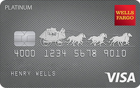 Wells Fargo Platinum card review