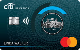 Citi Rewards+℠ Student Card