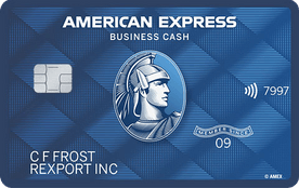 American Express® Blue Business Cash Card review