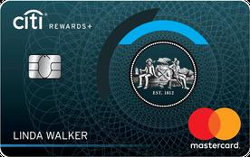 Citi Rewards+℠ Student Card