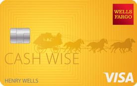 Wells Fargo Cash Wise Visa Card review