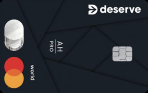Deserve® Pro Mastercard