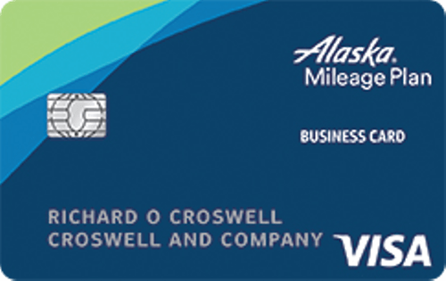 Alaska Airlines Visa® Business credit card Image