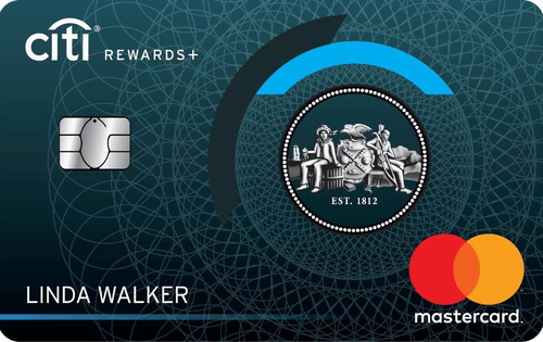 Citi Rewards+℠ Card