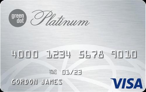 Green Dot Visa® Secured Credit Card