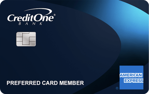 Credit One Bank American Express® Credit Card review