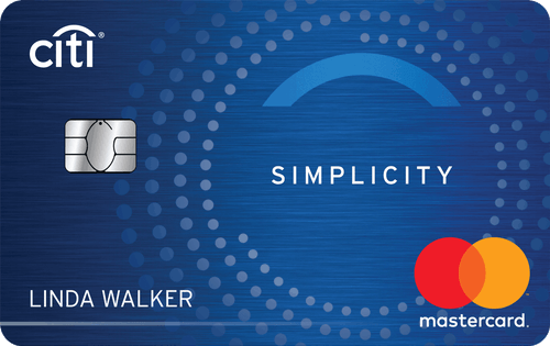 Citi Simplicity<sup>®</sup> Card - No Late Fees Ever