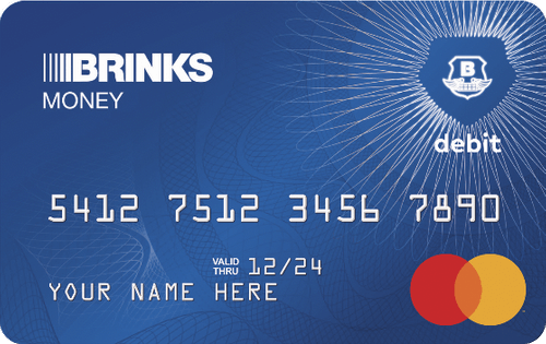 Image result for brinks prepaid card