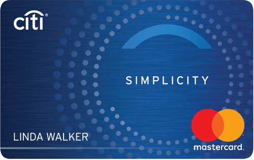 Citi Simplicity® Card - No Late Fees Ever Image