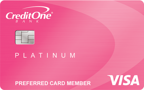 Credit One Bank® Unsecured Visa® with Free Credit Score Tracking Image