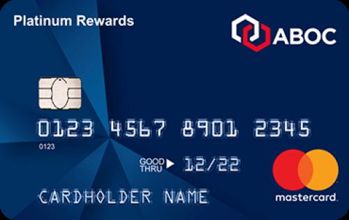 ABOC Platinum Rewards Mastercard®