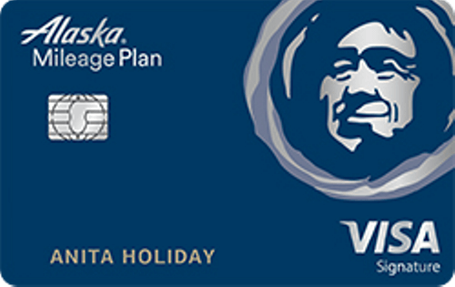 Alaska Airlines Visa Signature® credit card Image
