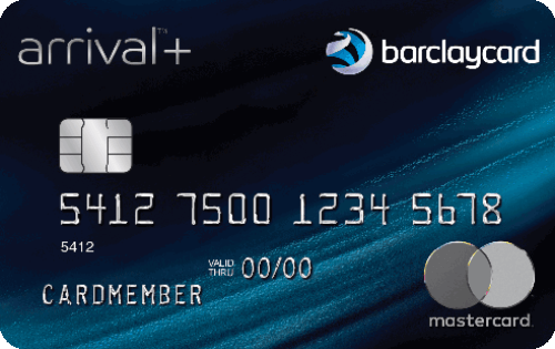 Barclaycard Arrival Plus® World Elite Mastercard® Image