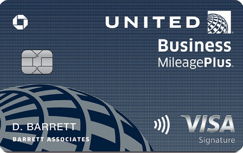 United℠ Business Card review