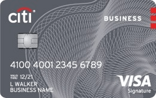 Costco Anywhere Visa® Business Card by Citi Image